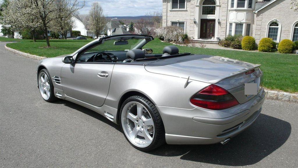 2005 used mercedes benz sl class sl500 at find great cars for Mercedes benz 2005 for sale