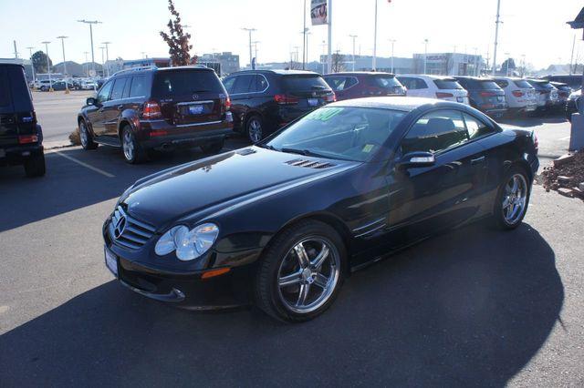 2005 Mercedes Benz Sl Cl Sl500 2dr Roadster 5 0l 18335577 1