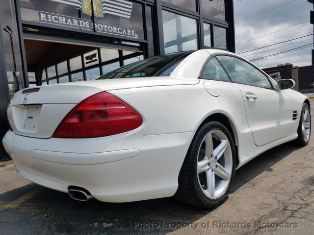 2005 Mercedes-Benz SL-Class SL500 2dr Roadster 5.0L - Click to see full-size photo viewer