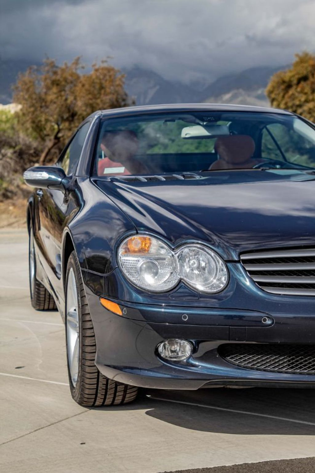 2005 Used Mercedes-Benz SL-Class SL500 2dr Roadster 5.0L ...