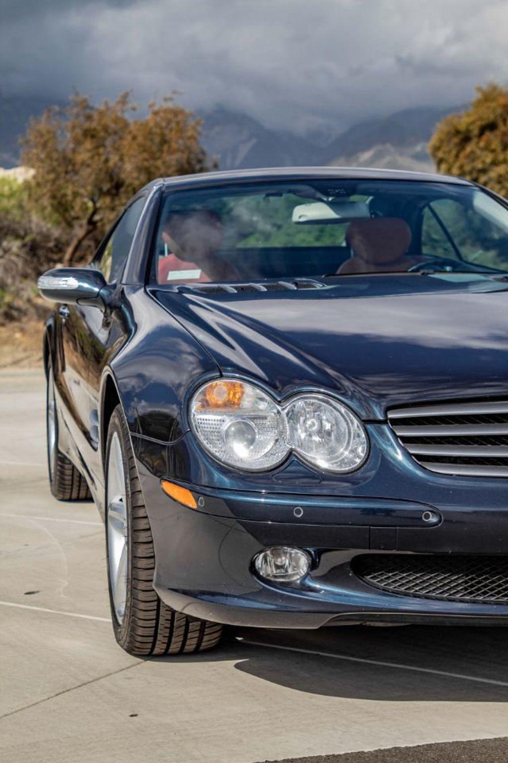 2005 Used Mercedes-Benz SL-Class SL500 2dr Roadster 5.0L ...