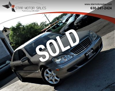 2005 Mercedes-Benz S-Class S430 4dr Sedan 4.3L 4MATIC