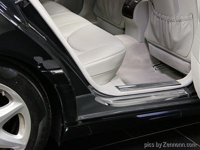 2005 Mercedes-Benz S-Class S500 4dr Sedan 5.0L 4MATIC - Click to see full-size photo viewer
