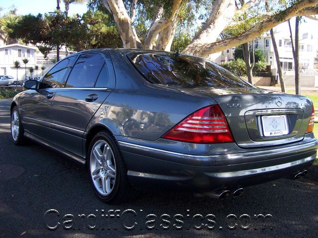 Mercedes s class 2005 amg images for Mercedes benz s class used