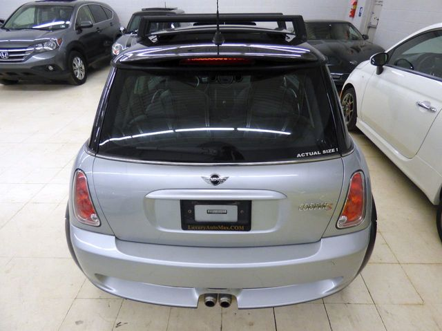 2005 MINI Cooper Hardtop COOPER S SUPERCHARGED 6 SPEED PANORAMIC ROOF - Click to see full-size photo viewer