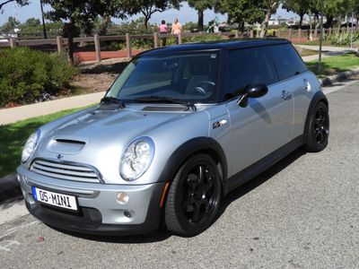 2005 MINI Cooper S Hardtop 2 Door  Coupe