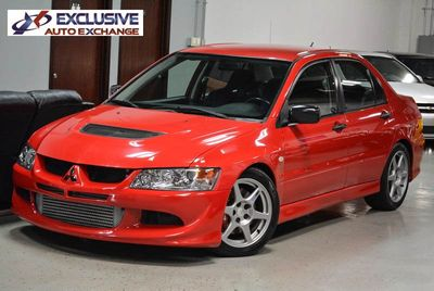 2005 Mitsubishi Lancer Evolution VIII RS Edition Sedan