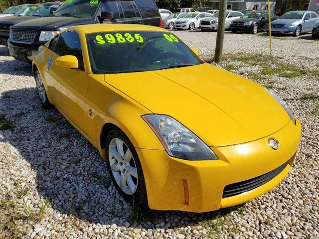 2005 Nissan 350Z 2dr Coupe 35th Anniv  Edition Manual Coupe for Sale  Florence, SC - $9,835 - Motorcar com