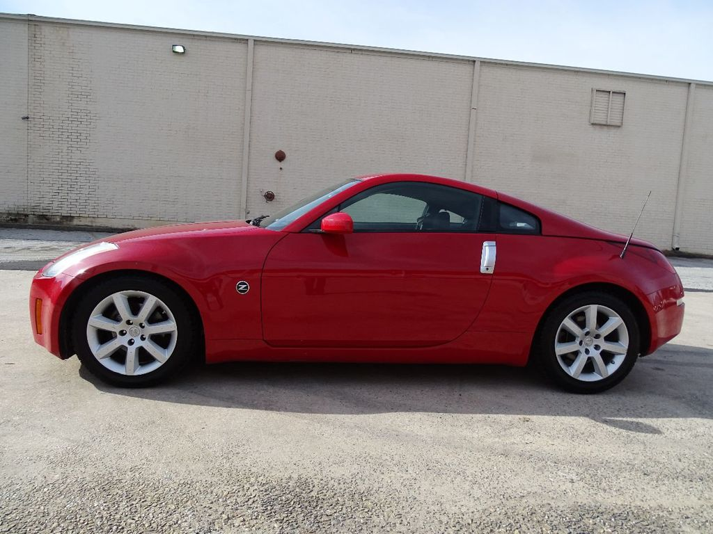 2005 Nissan 350Z 2dr Coupe Track Manual   15850818   16