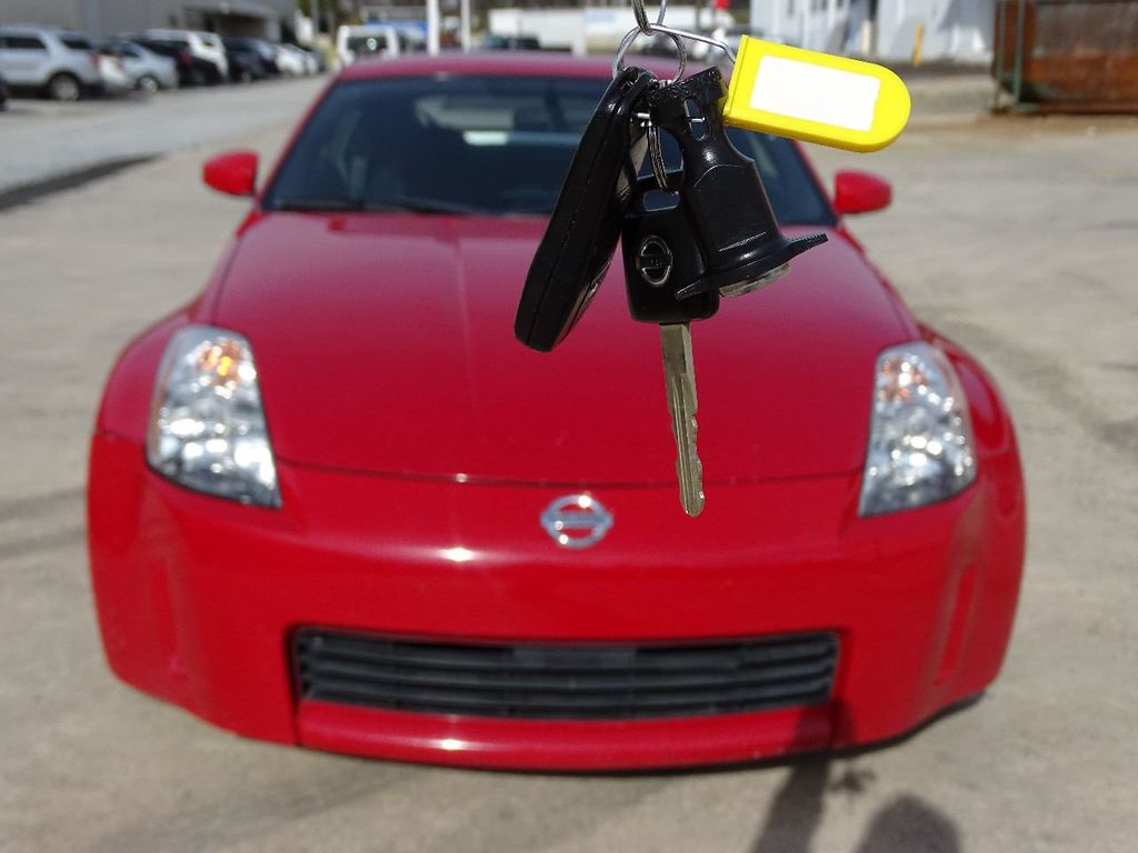 2005 Used Nissan 350Z 2dr Coupe Track Manual at One and ...