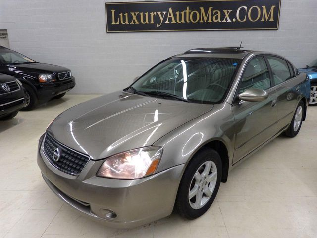 2005 used nissan altima 4dr sedan i4 automatic 2 5 s at luxury2005 nissan altima 4dr sedan i4 automatic 2 5 s click to see full size