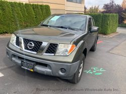 2005 Nissan Frontier 2WD - 1N6BD06T75C432506