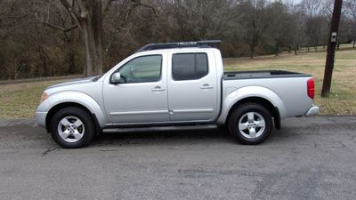 2005 Nissan Frontier 4WD LE Crew Cab V6 Automatic Truck