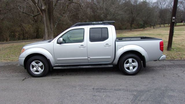 2005 Nissan Frontier 4WD LE Crew Cab V6 Automatic