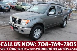 2005 Nissan Frontier 4WD - 1N6AD07W85C444118