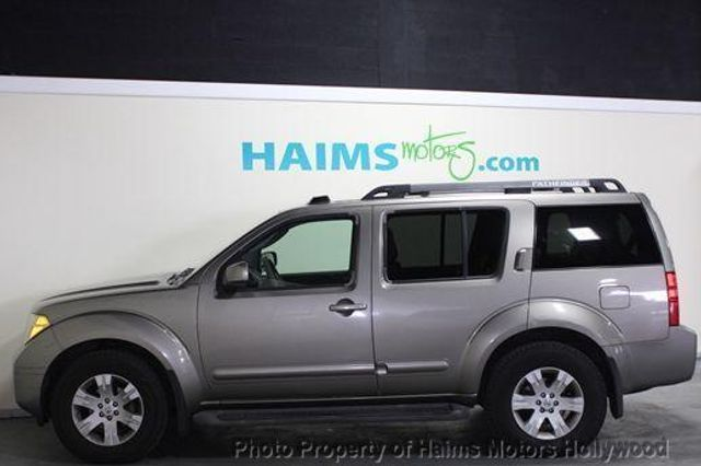 2005 Nissan Pathfinder LE   11202551   7