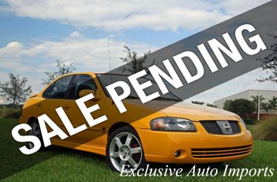 2005 Nissan Sentra 4dr Sdn I4 Manual SE-R Spec V LEV Sedan