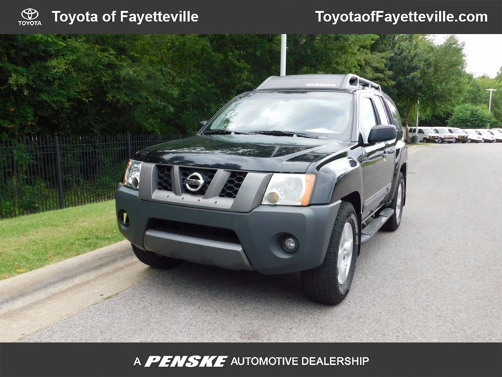 2005 Nissan Xterra 4dr Off Road 2WD V6 Automatic - 16591534 - 0