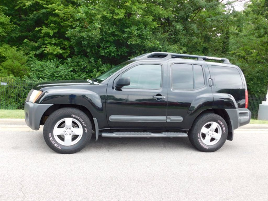 2005 Nissan Xterra 4dr Off Road 2WD V6 Automatic - 16591534 - 1