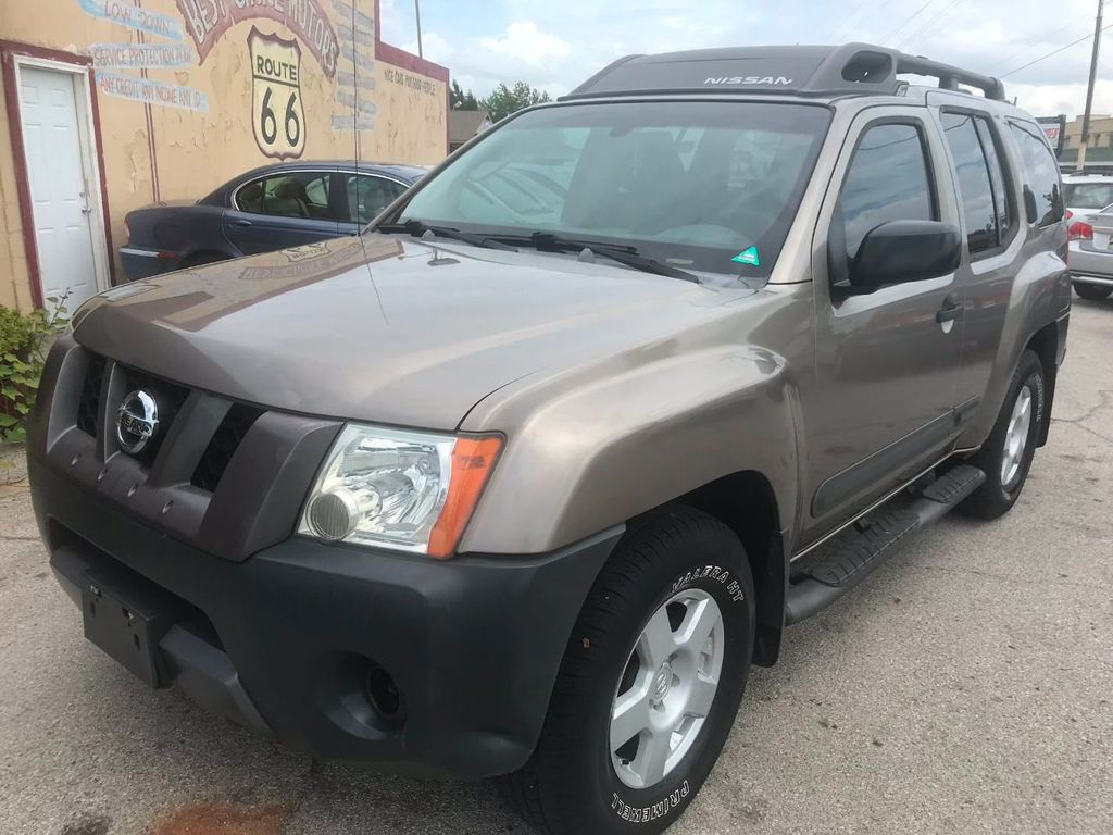 2005 Nissan Xterra 4dr S 2WD V6 Automatic - 18062910 - 0