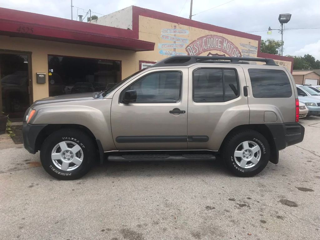 2005 Nissan Xterra 4dr S 2WD V6 Automatic - 18062910 - 10