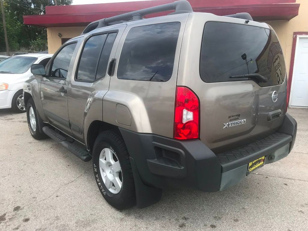 2005 Nissan Xterra 4dr S 2WD V6 Automatic - 18062910 - 1