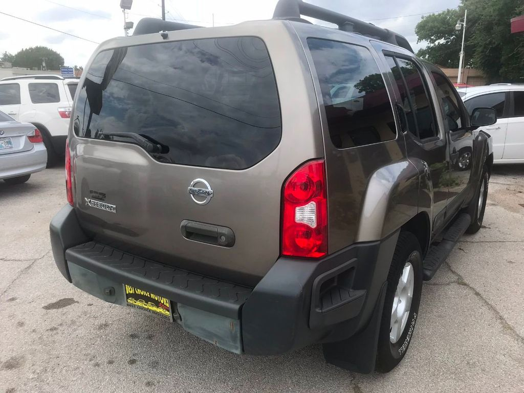2005 Nissan Xterra 4dr S 2WD V6 Automatic - 18062910 - 22