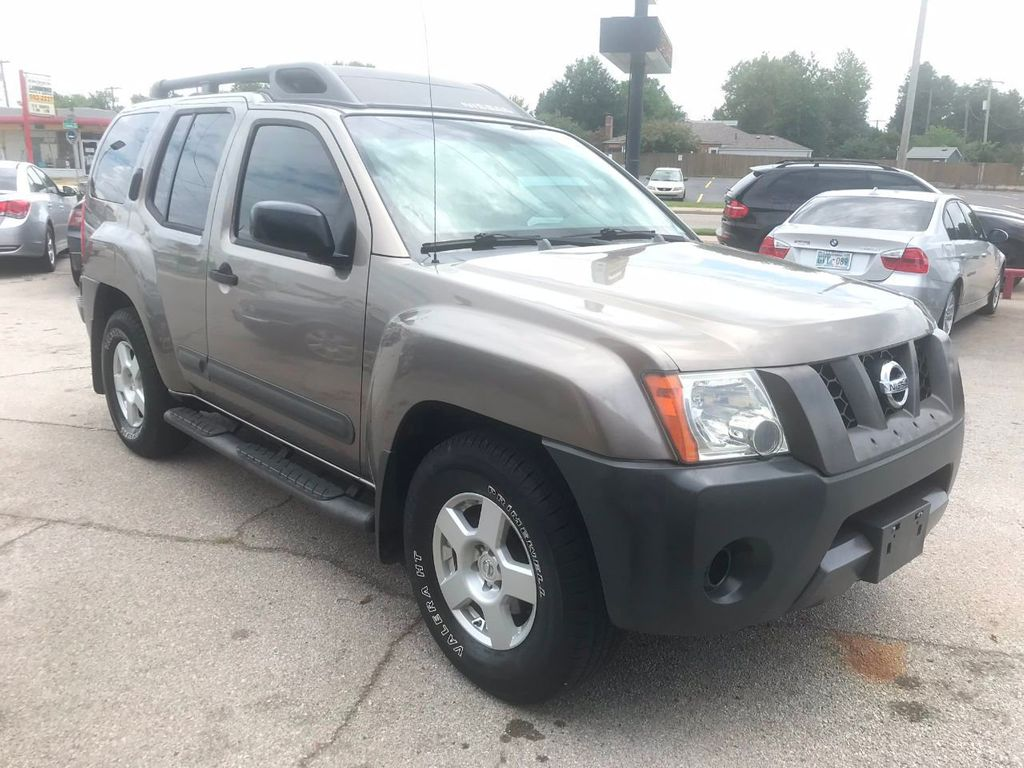 2005 Nissan Xterra 4dr S 2WD V6 Automatic - 18062910 - 23