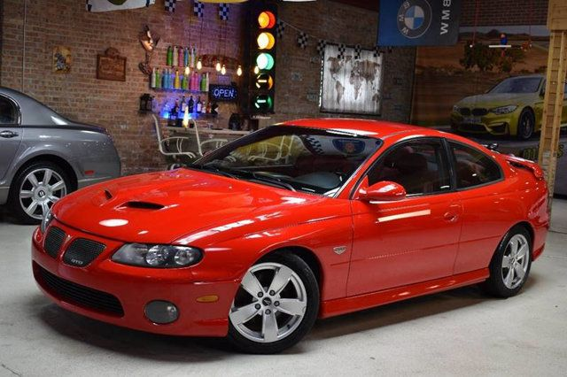 2005 Pontiac Gto 2dr Coupe Coupe For Sale Summit Argo Il 12895