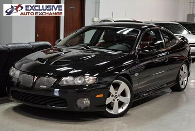 2005 Pontiac GTO 6.0L Manual Coupe