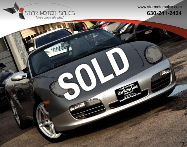 2005 Porsche Boxster 2dr Roadster S