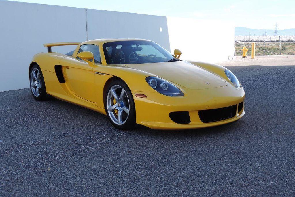 2005 Porsche Carrera GT 2dr Carrera - 13766513 - 19