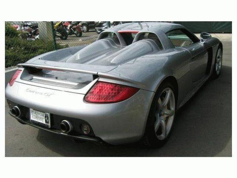 2005 Porsche Carrera GT 2dr Carrera - 1586787 - 1