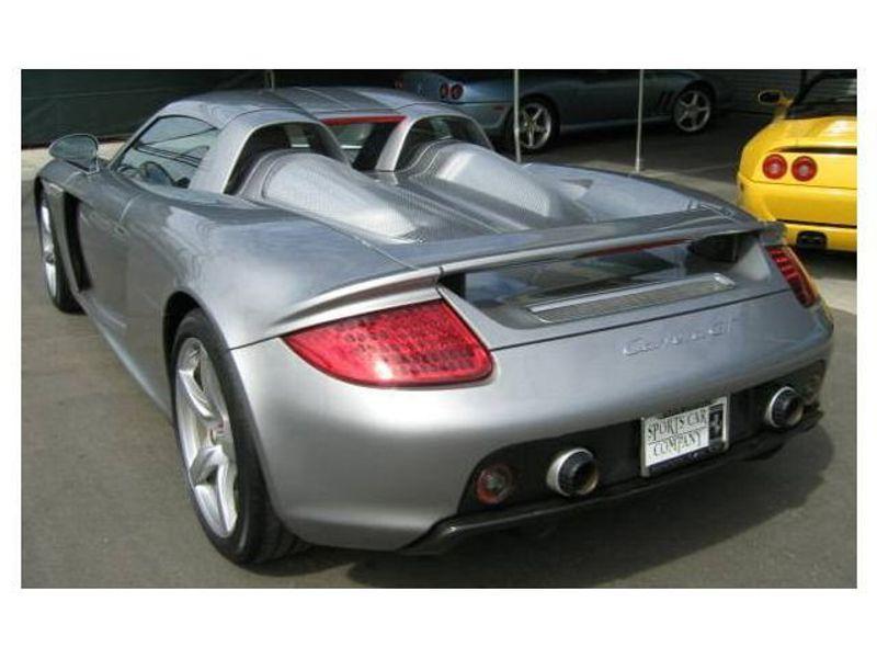 2005 Porsche Carrera GT 2dr Carrera - 1586787 - 5