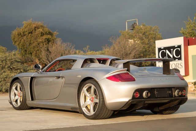 2005 Used Porsche Carrera Gt 2dr Carrera At Cnc Motors Inc Serving Upland Ca Iid 18421611