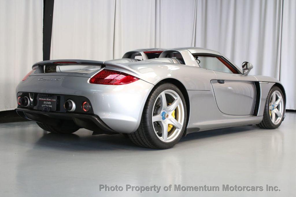 2005 Used Porsche Carrera Gt 2dr Carrera At Momentum