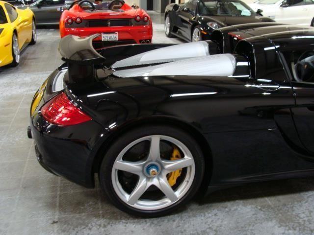 2005 Porsche Carrera GT Base Trim - 7074642 - 2