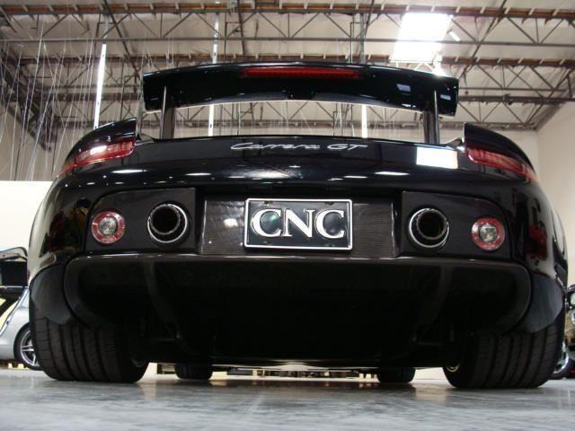 2005 Porsche Carrera GT Base Trim - 7074642 - 4
