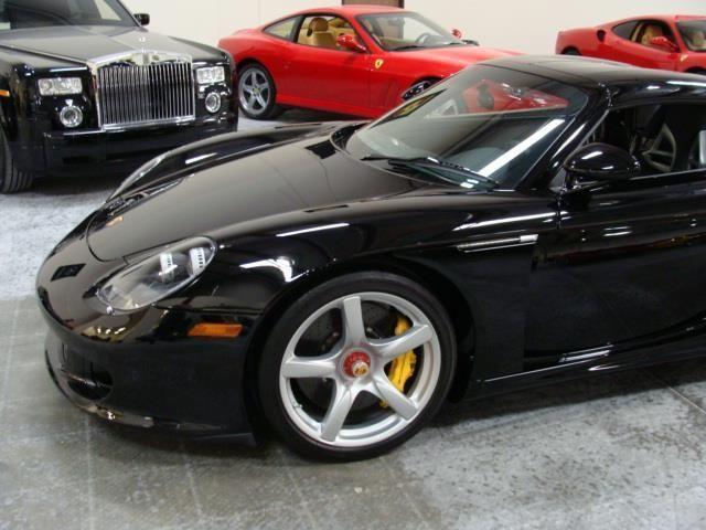 2005 Porsche Carrera GT Base Trim - 7074642 - 8