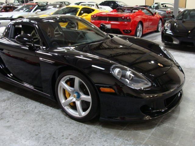 2005 Porsche Carrera GT Base Trim - 7074642 - 10