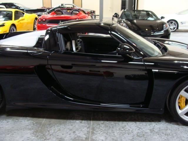 2005 Porsche Carrera GT Base Trim - 7074642 - 11