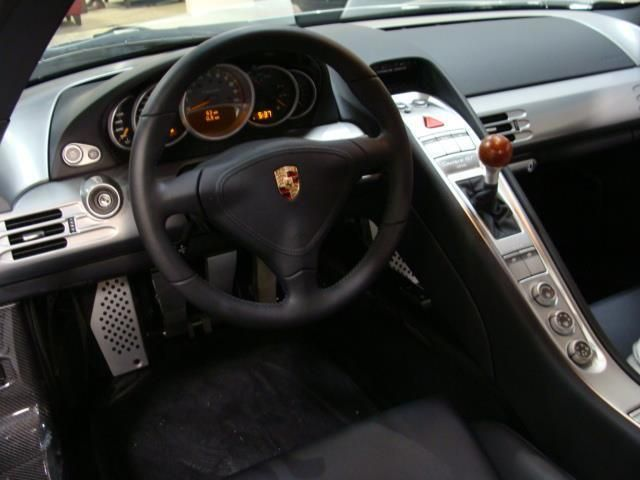 2005 Porsche Carrera GT Base Trim - 7074642 - 15