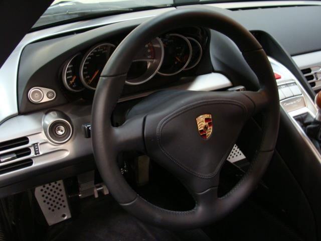2005 Porsche Carrera GT Base Trim - 7074642 - 22