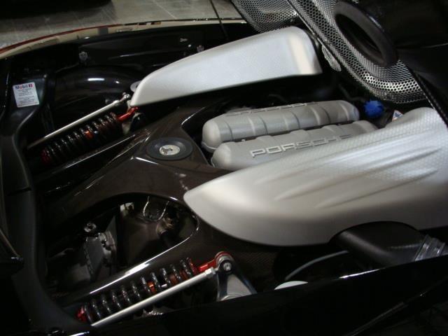 2005 Porsche Carrera GT Base Trim - 7074642 - 37