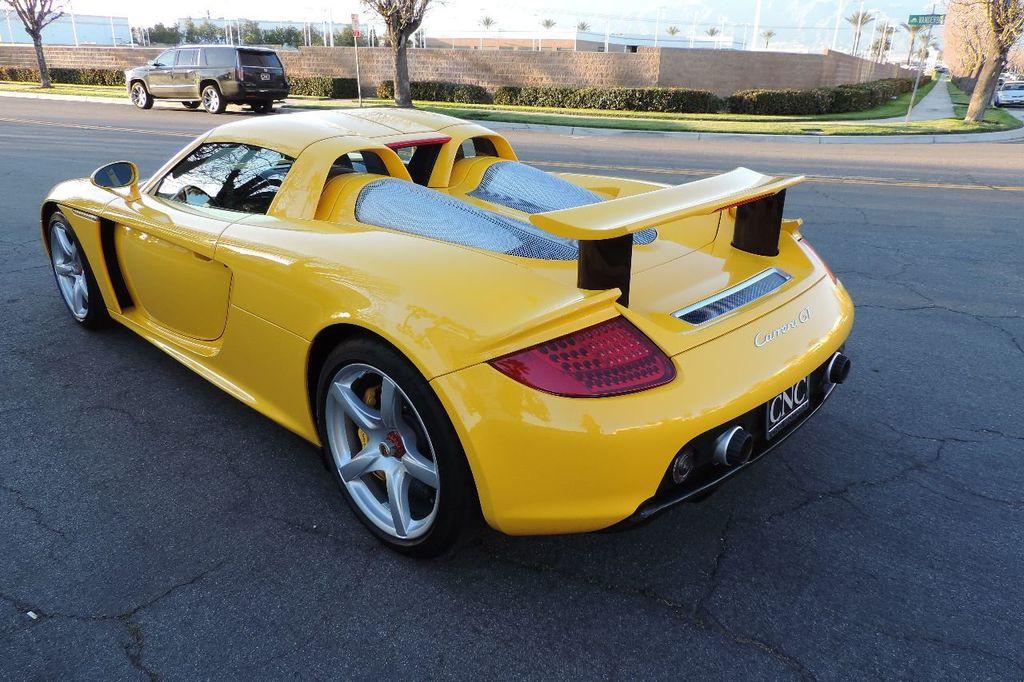 2005 Porsche Carrera GT Carrera GT - 13349893 - 10