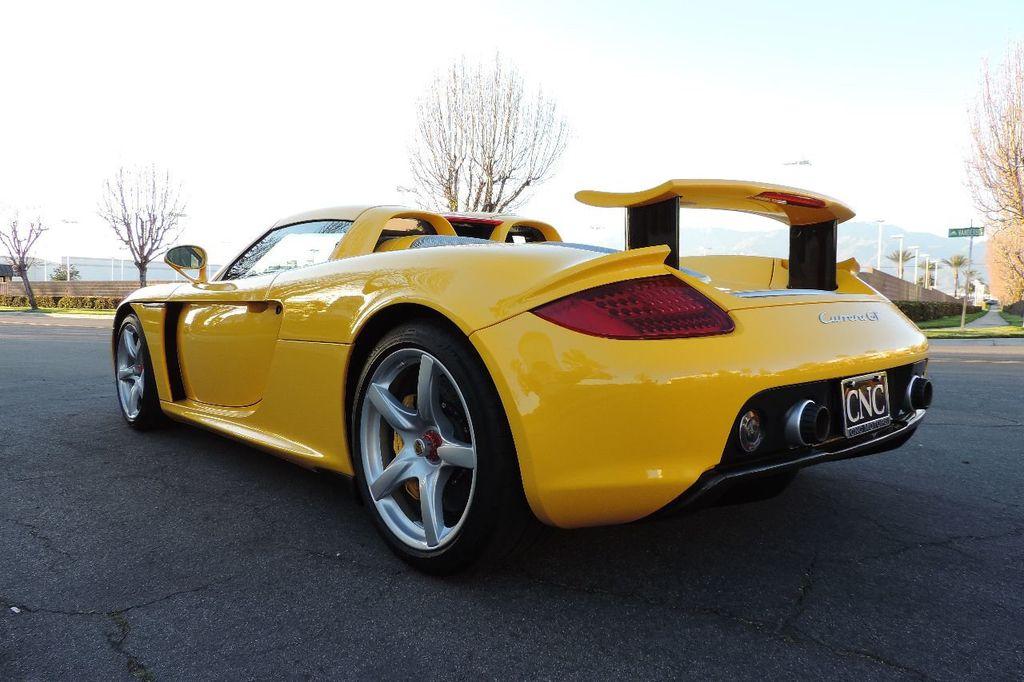 2005 Porsche Carrera GT Carrera GT - 13349893 - 11