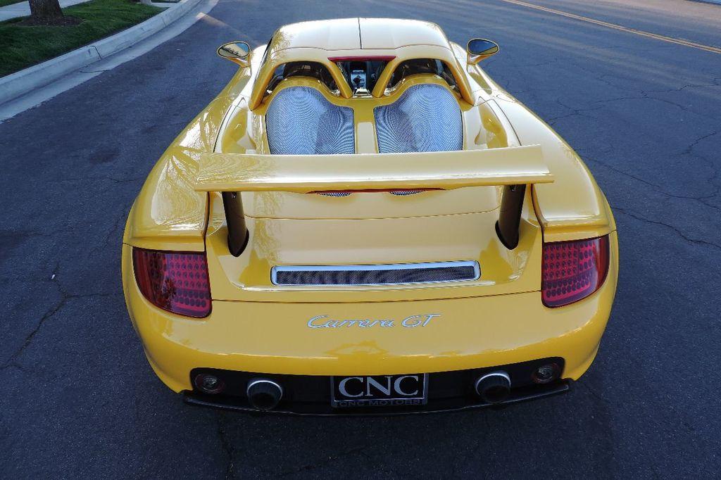 2005 Porsche Carrera GT Carrera GT - 13349893 - 12