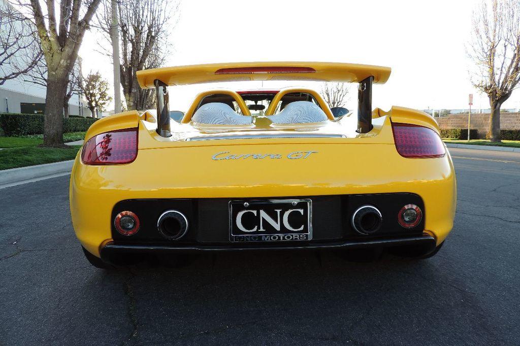 2005 Porsche Carrera GT Carrera GT - 13349893 - 13