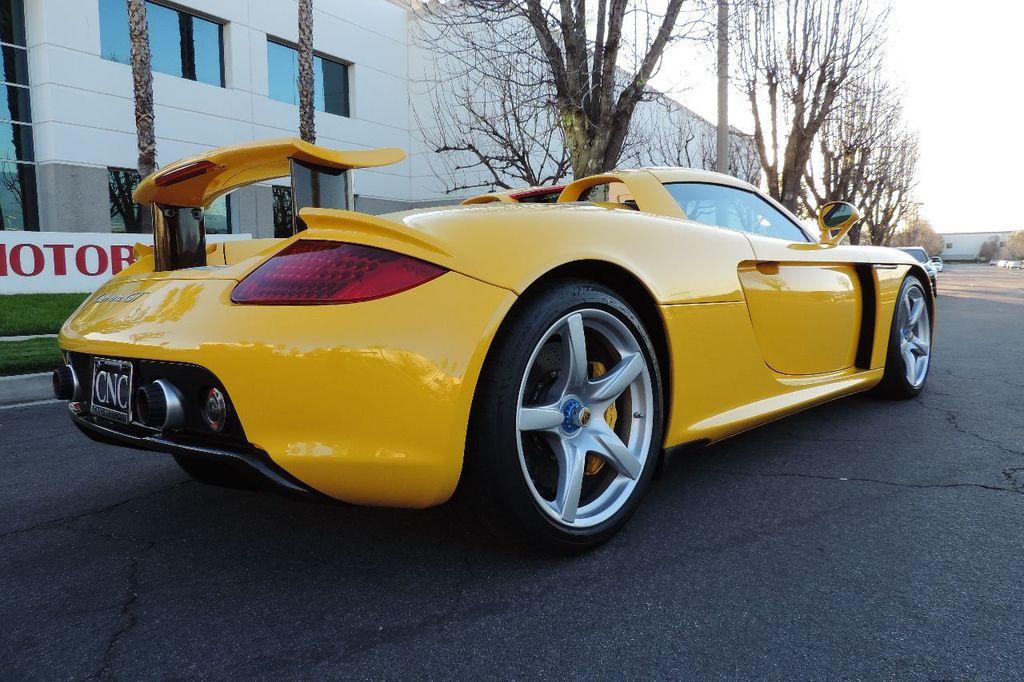 2005 Porsche Carrera GT Carrera GT - 13349893 - 17