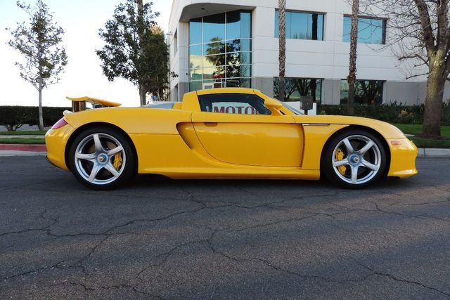 2005 Porsche Carrera Gt Coupe For Sale Ontario Ca Motorcar Com